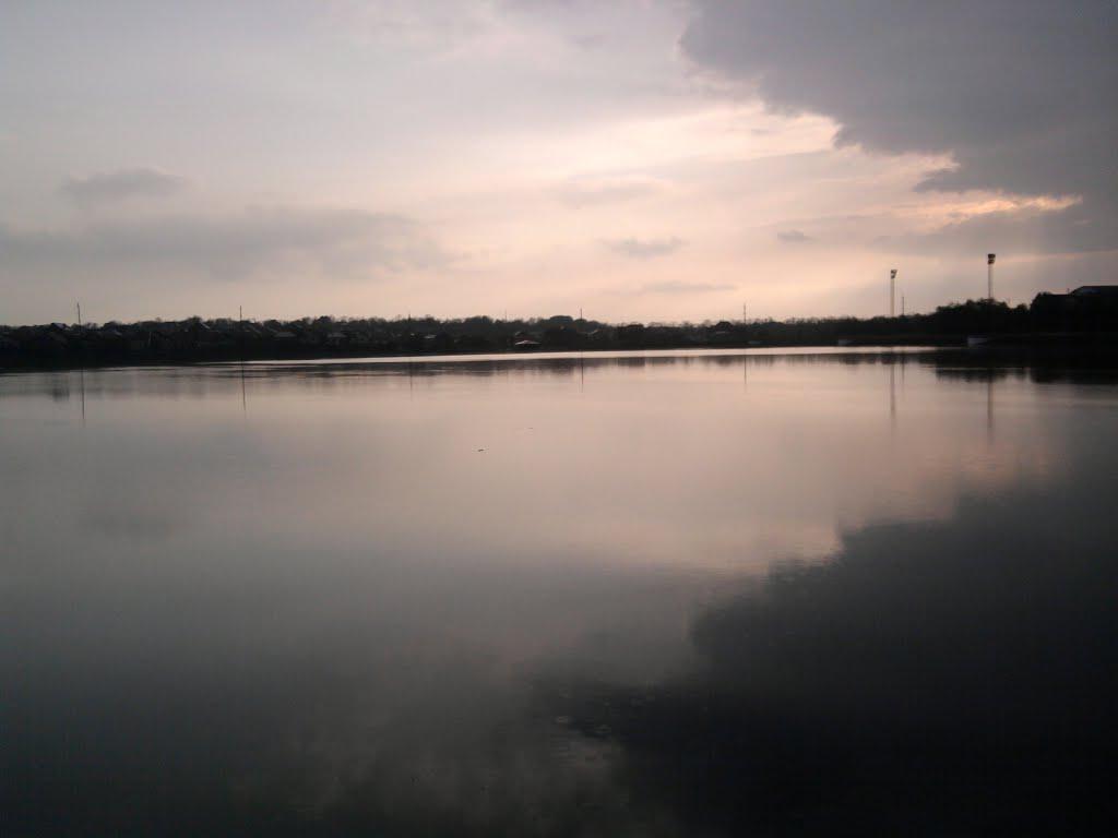 Назрановский пруд, Назрань