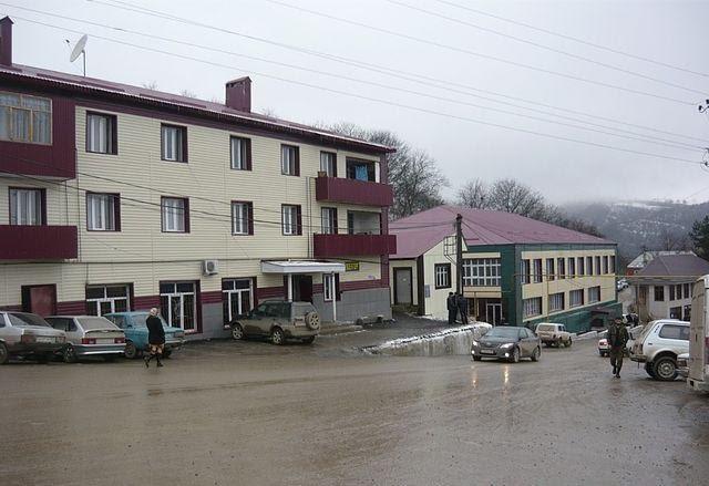 Noji-Kort, CHECHENIA, Ножай-Юрт