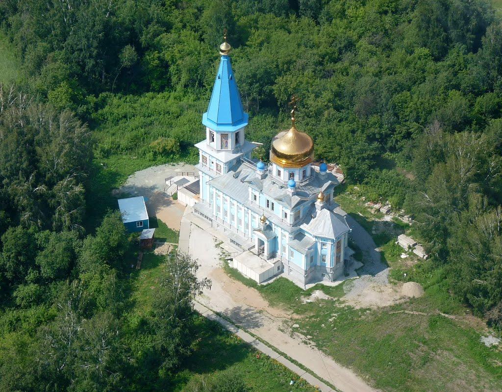 Церковь в честь иконы пресвятой Богородицы Казанской, Советское