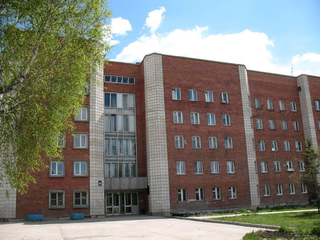 дом 245, Советское