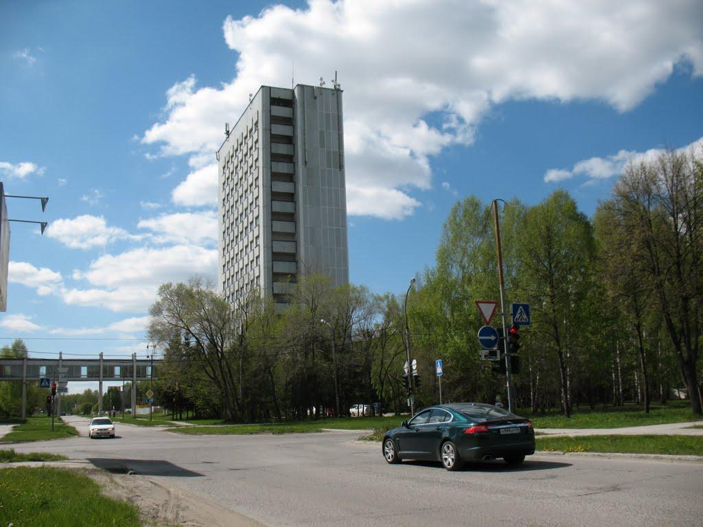 Единственный светофор, Советское