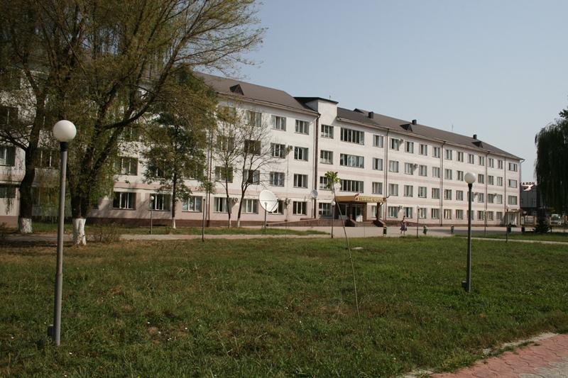 Районная больница в Урус-Мартане, Урус-Мартан