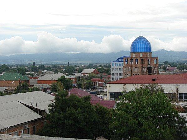 Новая мечеть, Урус-Мартан