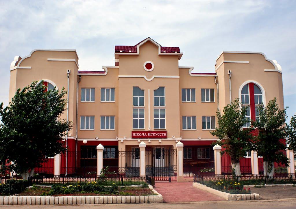 Школа искусств, Агинское