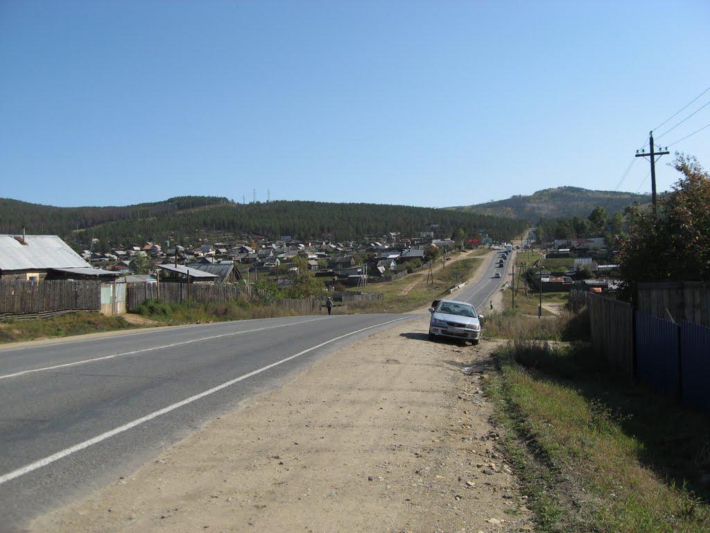 поселок Атамановка, Агинский тракт., Атамановка
