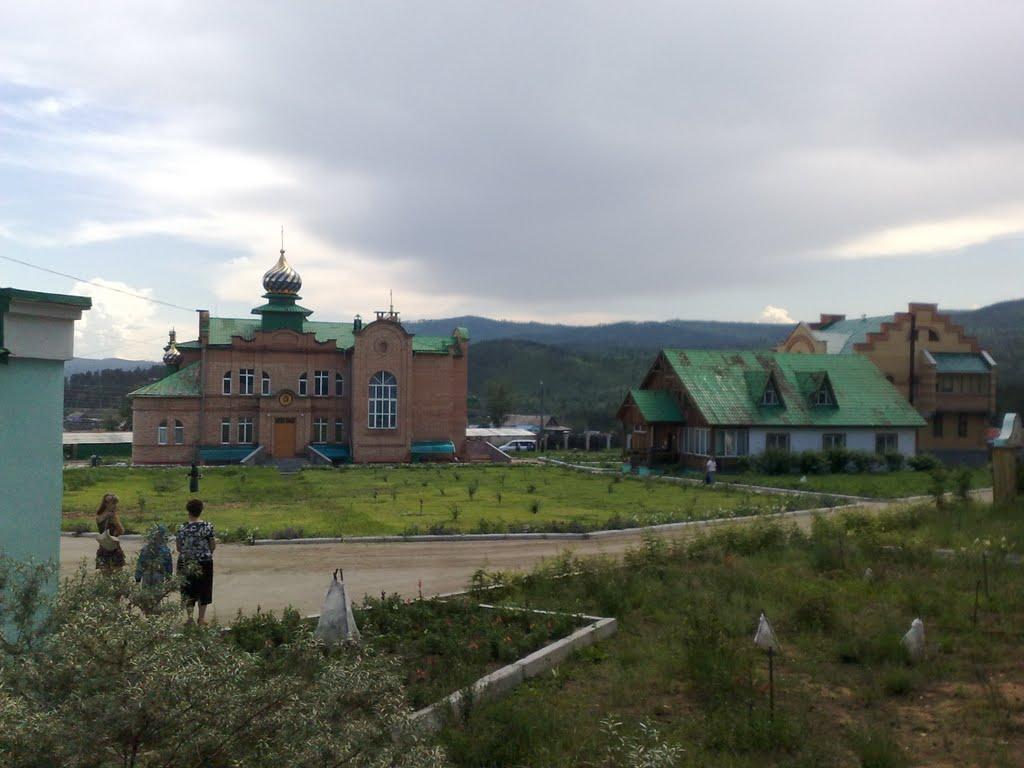 Всехсвятский женский монастырь в пос. Атамановка, Атамановка