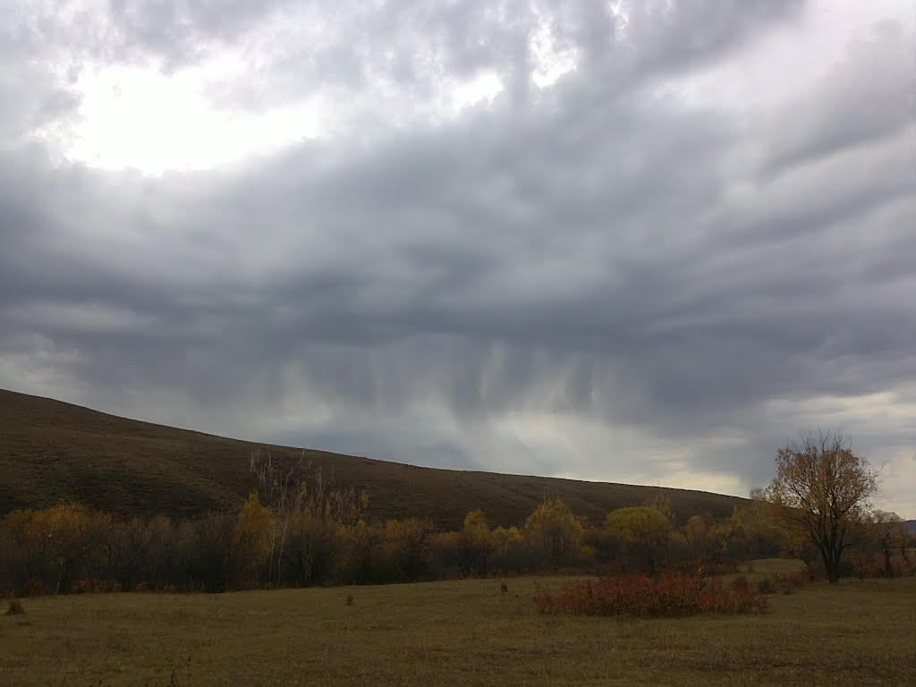 Осень, Дульдурга
