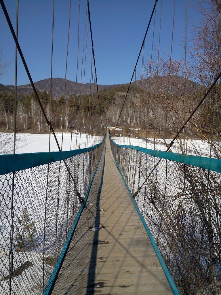 мостик к весне, Жиндо