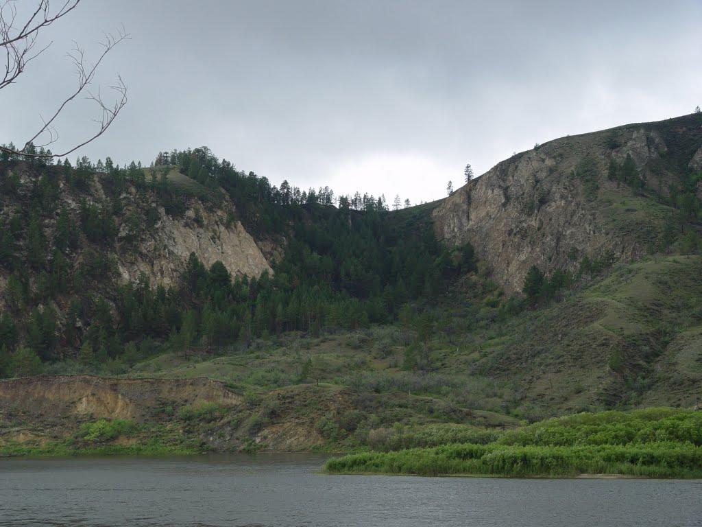 ХөхтэйХан уулын баруун суга, Жиндо