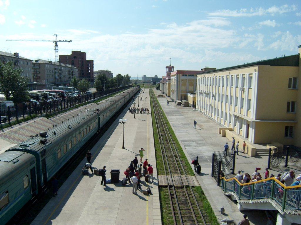 Забайкальск, Читинская обл., Забайкальск