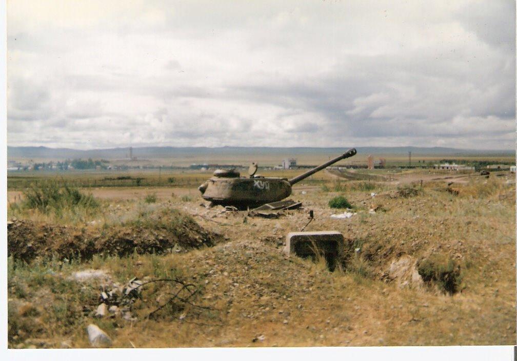 На сопках Маньчжурии (1997), Забайкальск