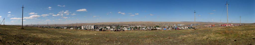 Панорама Забайкальска, 23.06.2011, Забайкальск