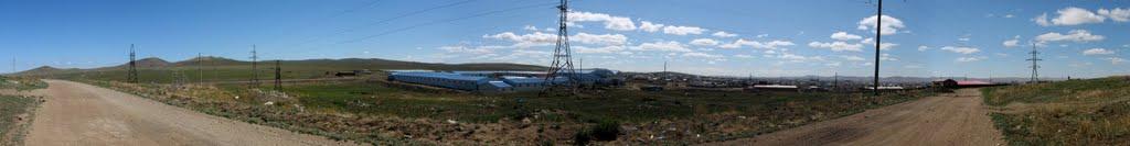 пгт. Забайкальск, 23.06.2011, Забайкальск