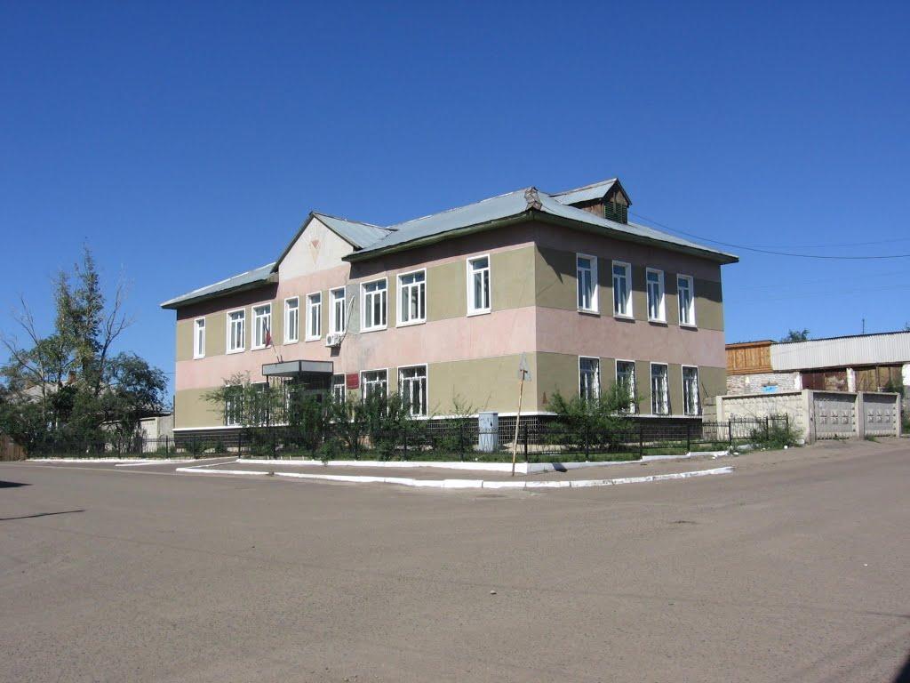 Самый гуманный в мире... ., Забайкальск
