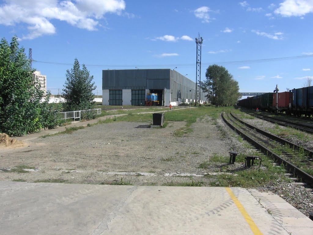 Пункт перестановки вагонов, Забайкальск