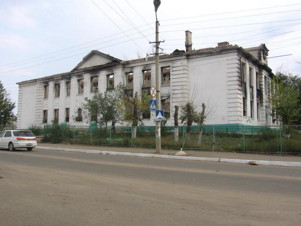 Школа. Да-а-а-а... ., Забайкальск