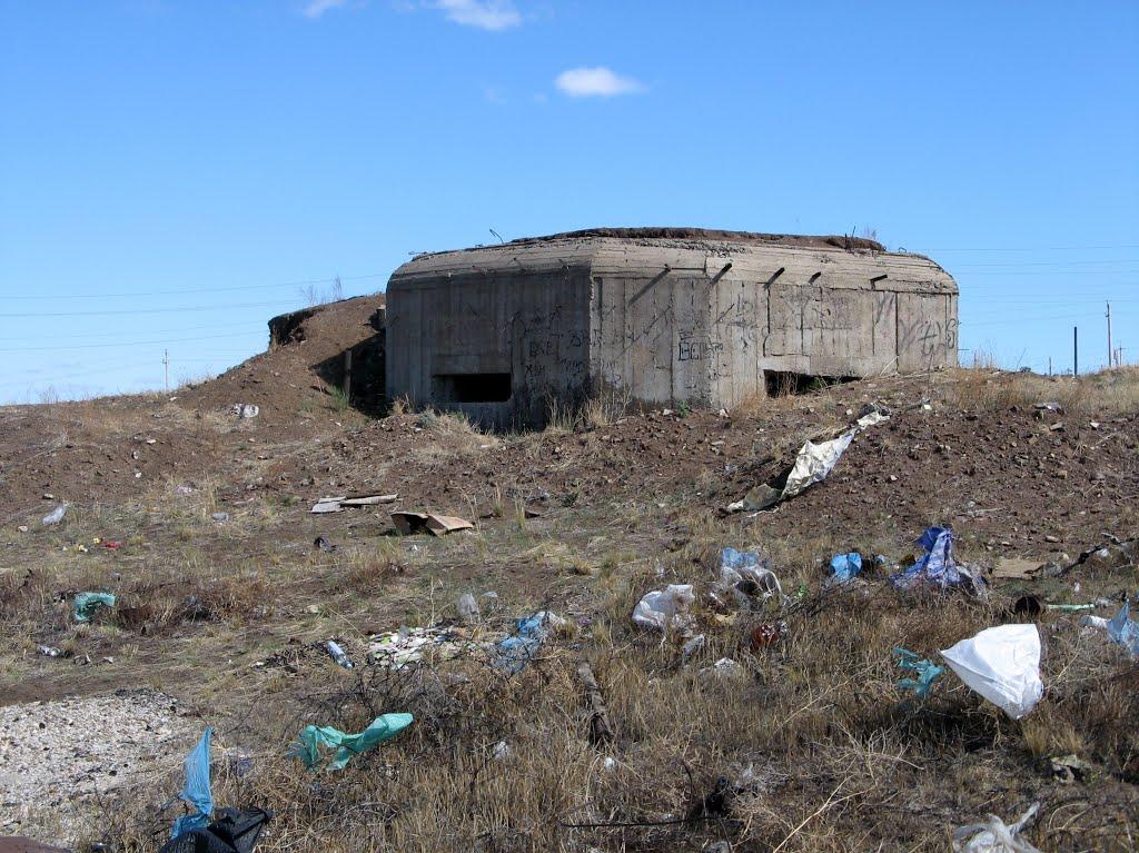 Забайкальск, дот, июнь 2011, Забайкальск