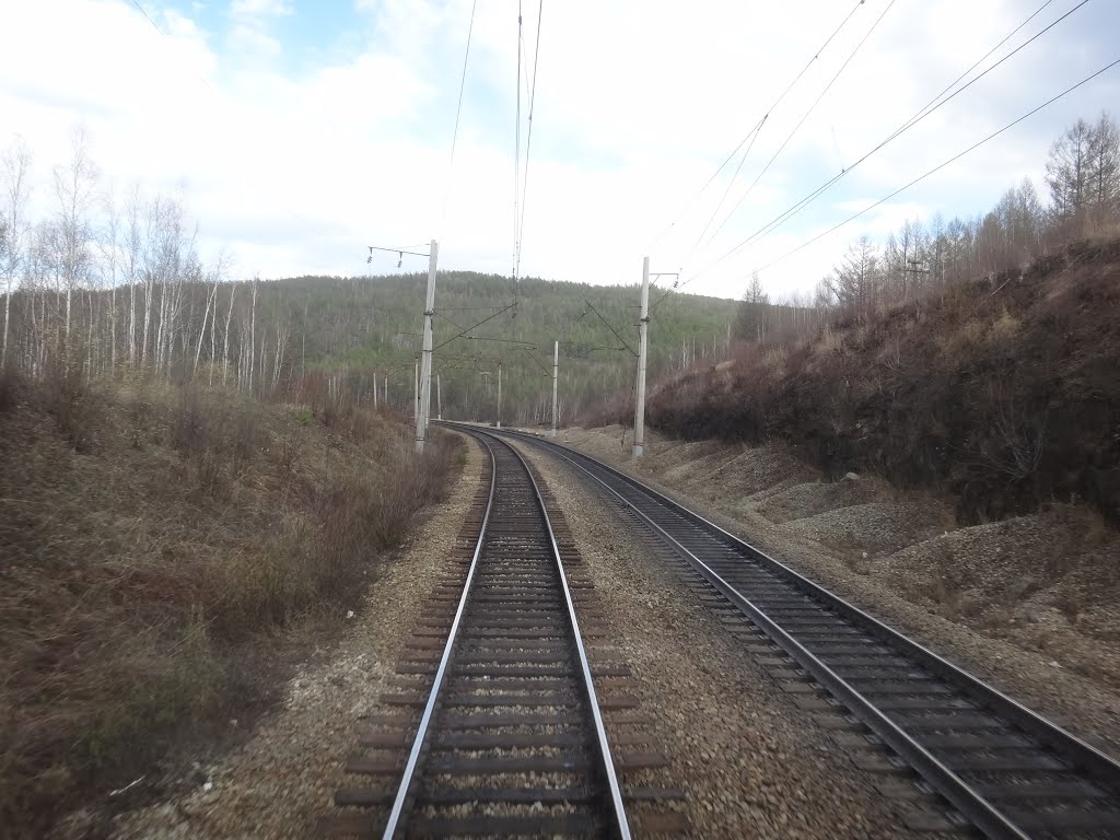 Перегон Артеушка-Пеньковая, Итака