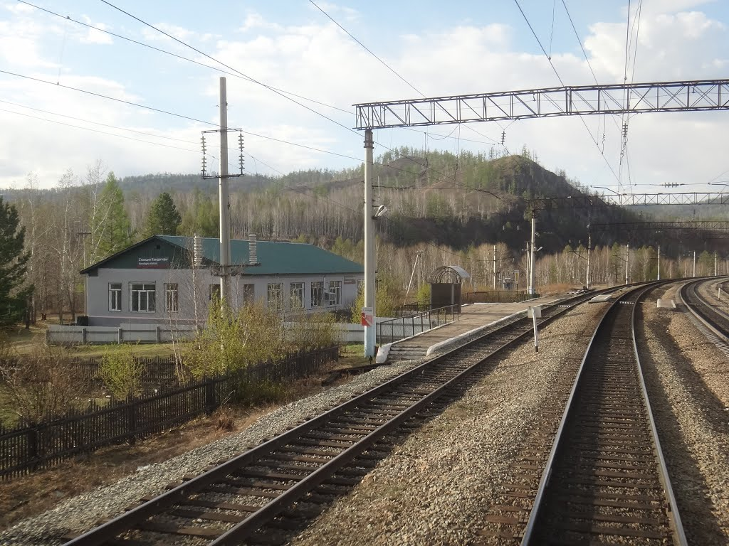 Станция Кендагиры, Итака