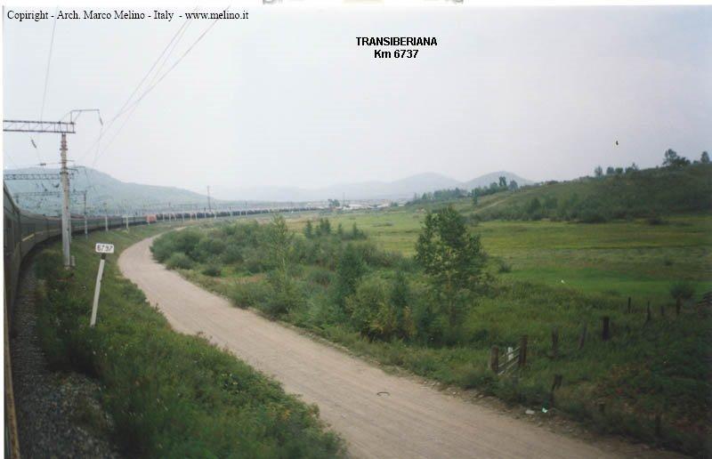 transiberiana Km 6737, Итака