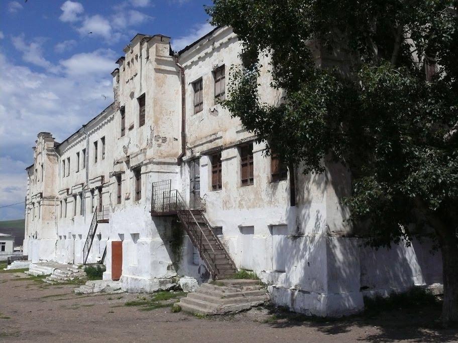 Горнозерентуйская тюрьма, Калга