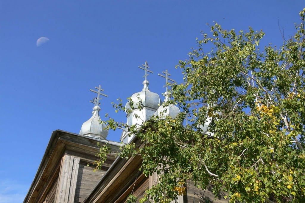 Церковь в с. Доно, Калга