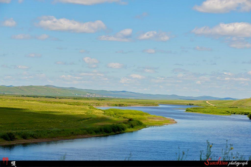 额尔古纳河, Калга