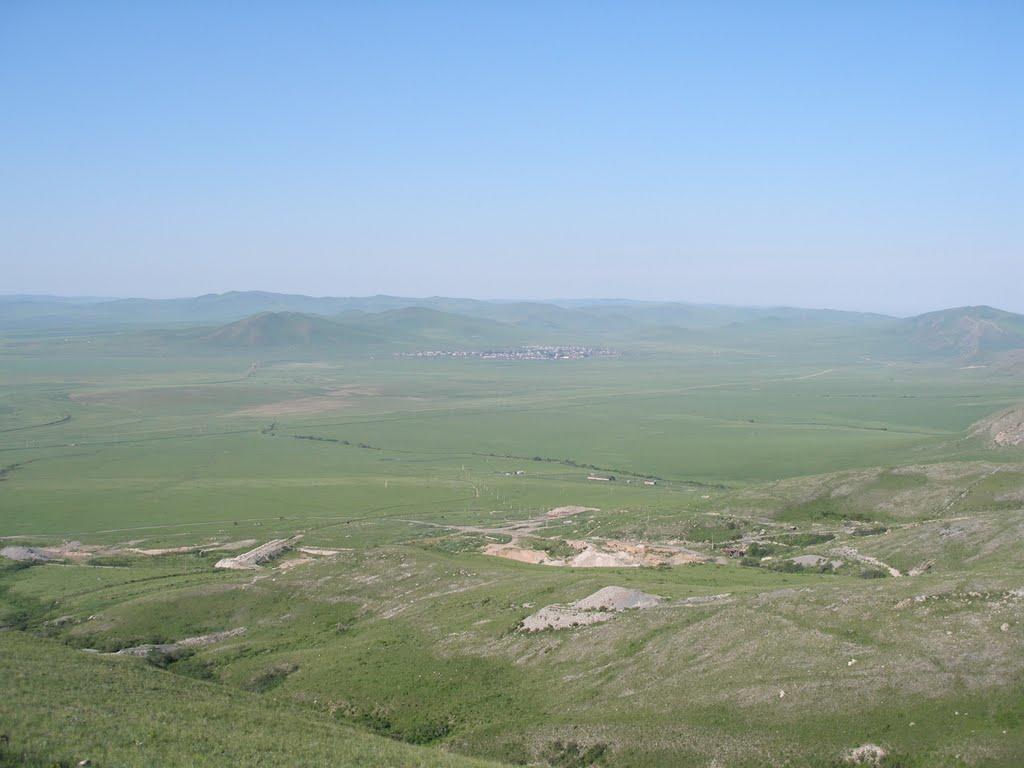 Долина р. Урулюнгуй, ст. Маргуцек, Кличка