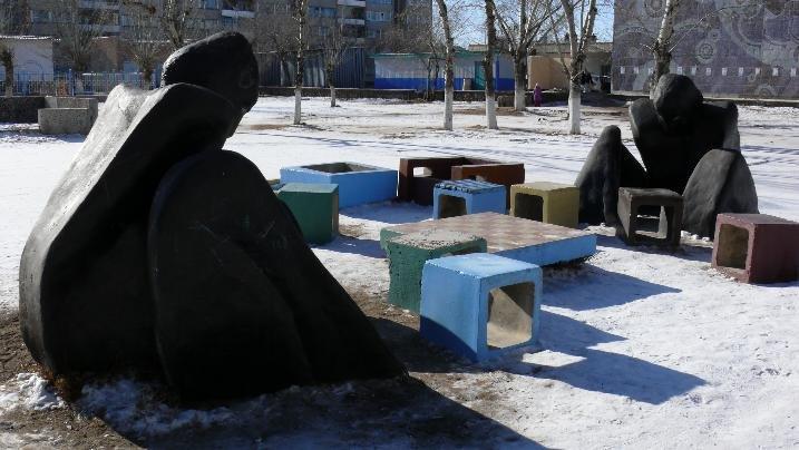 Шахматисты, Краснокаменск