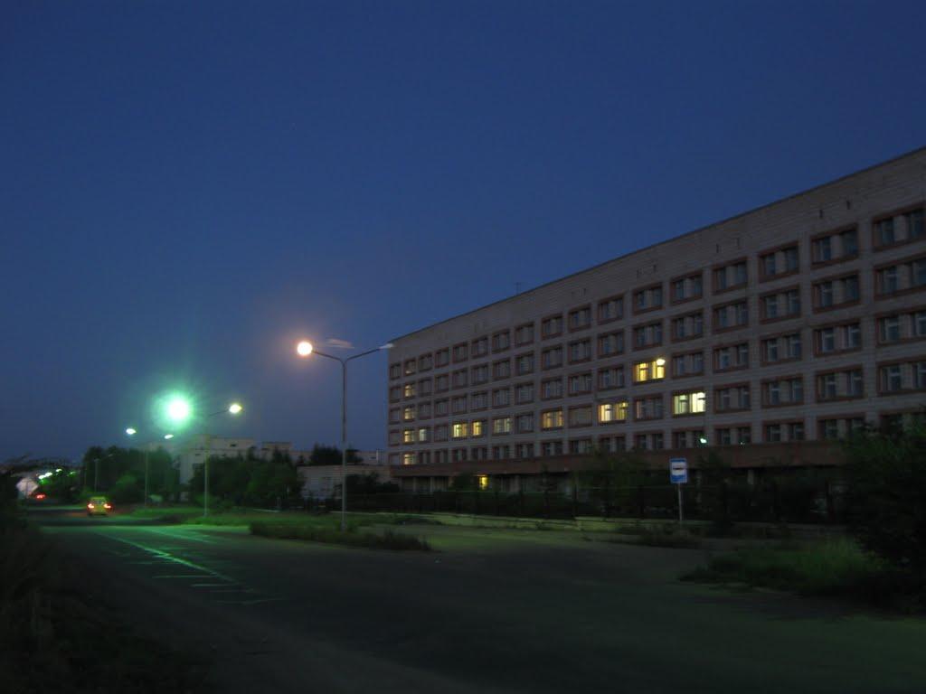 луна, Краснокаменск