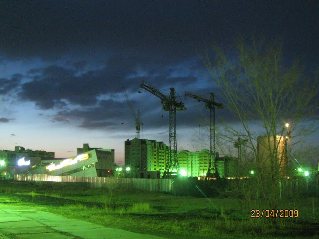 Новострой 2010, Краснокаменск
