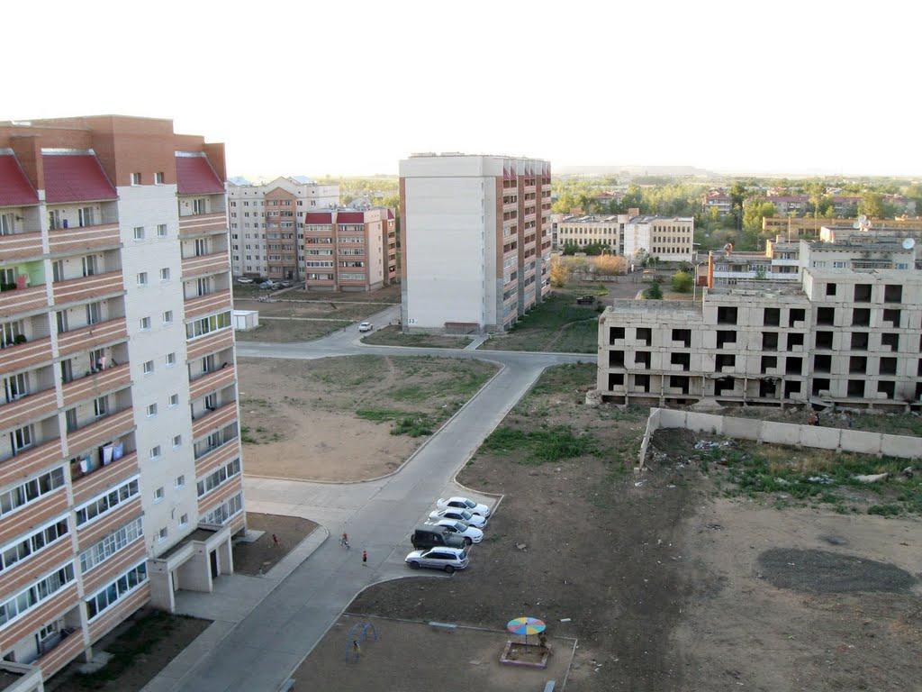 Новострой 2011, Краснокаменск