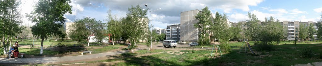 Панорама, Краснокаменск