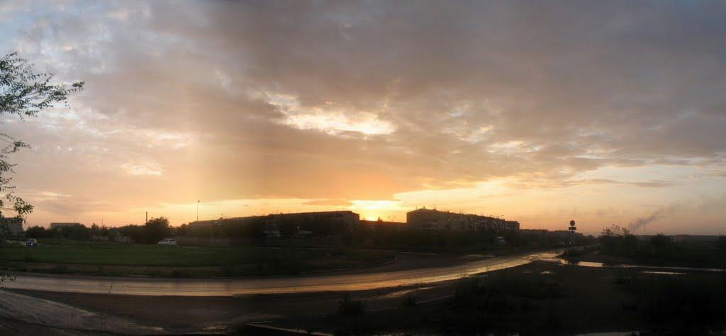 3мкр панорама, Краснокаменск