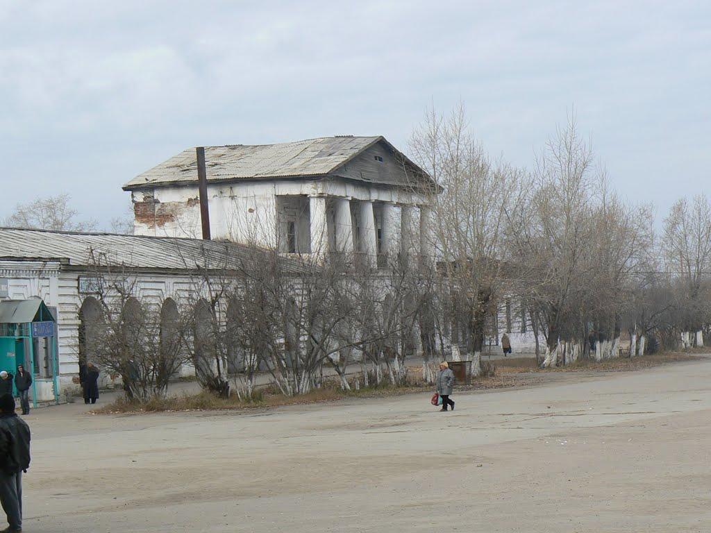 Торговые ряды г. Нерчинск, Нерчинск