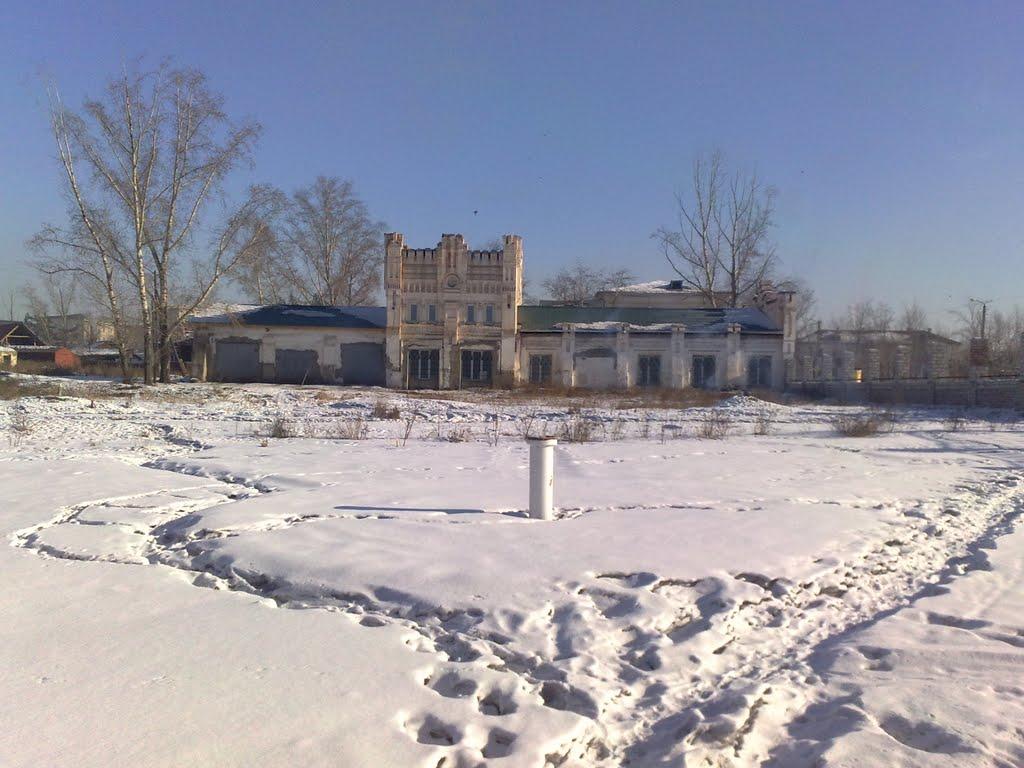 Зима 2011, Нерчинск