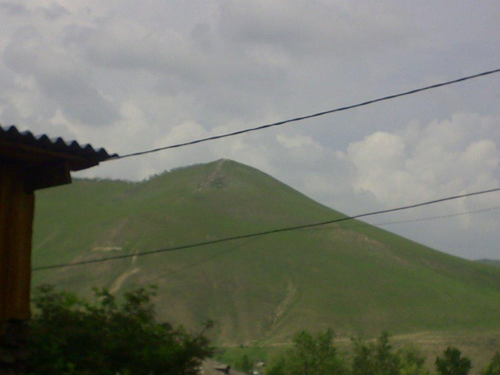 гора Крестовка, Нерчинский Завод