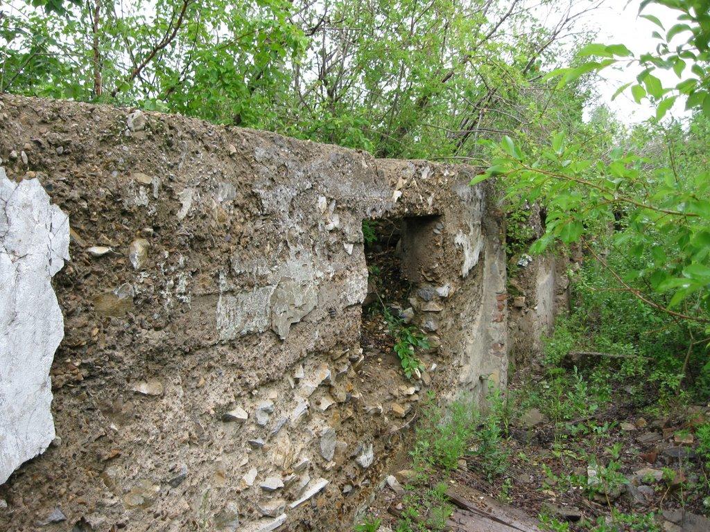 Руины на Зенитке, Нерчинский Завод