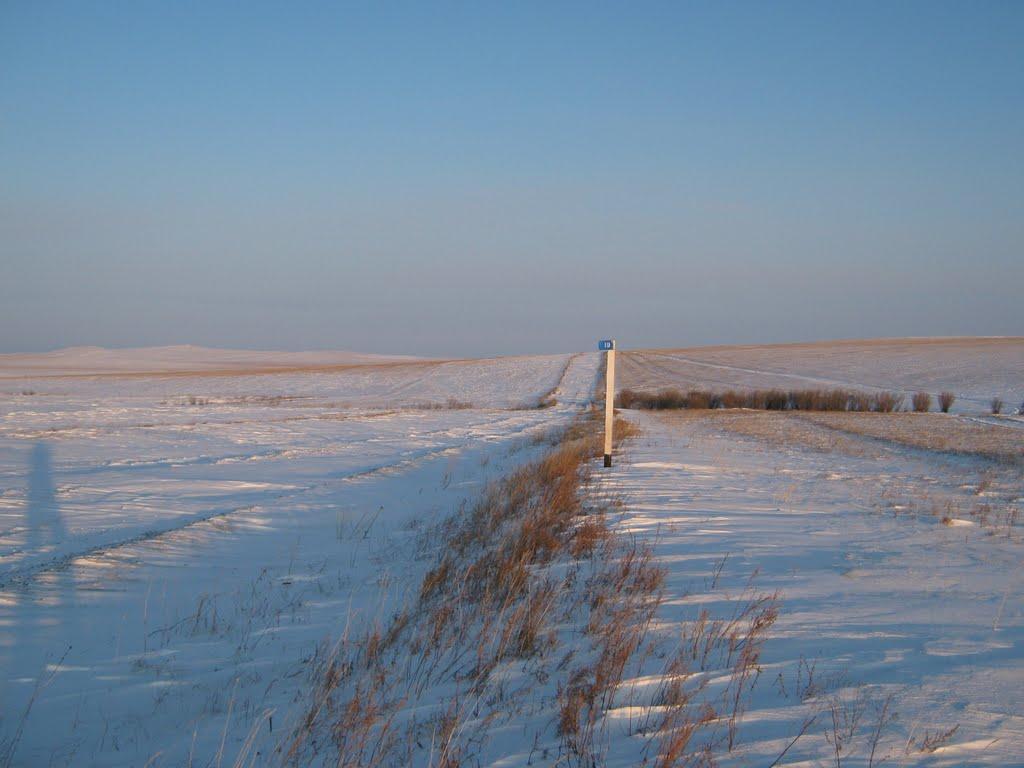 19 км в Цаган-Оль.2010г., Нижний Часучей