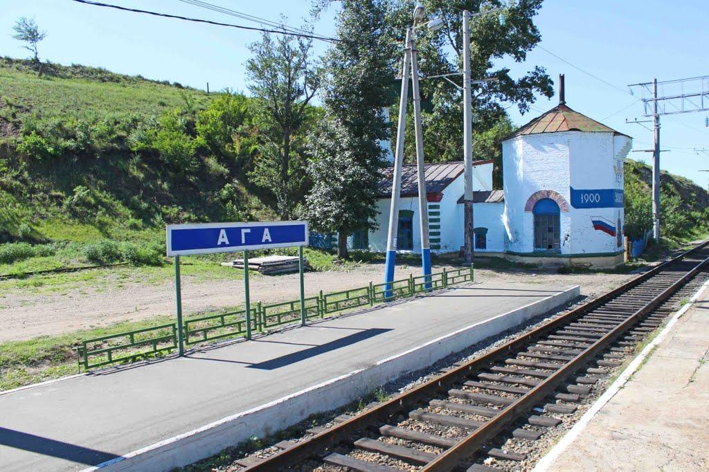 AGA - АГА, Нижний Часучей