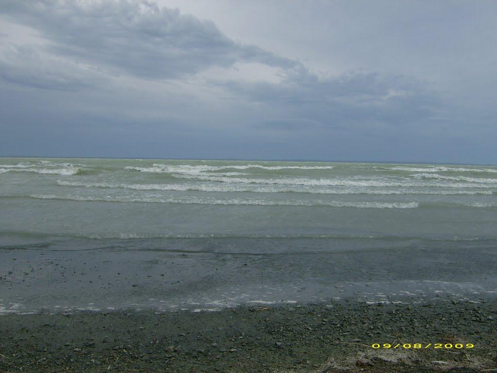 Озеро Зун-Торей, Нижний Часучей