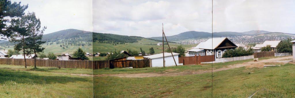 Петровск 2000 г, Петровск-Забайкальский