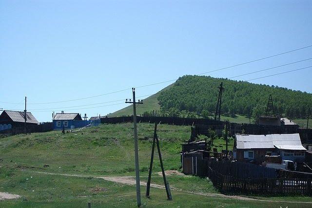 Вид с улицы Лебедева, Петровск-Забайкальский