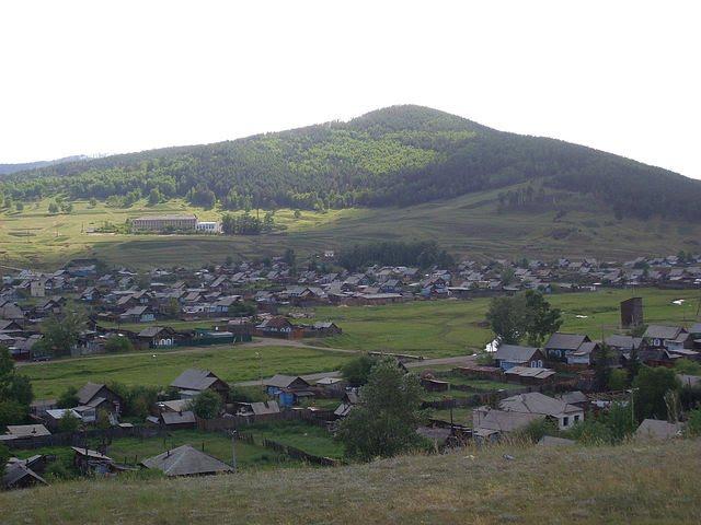 Вдали школа №1, Петровск-Забайкальский