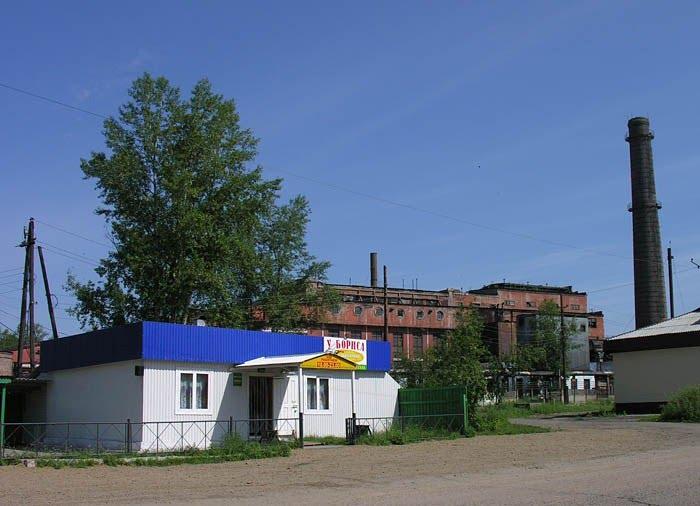 Кафе, Петровск-Забайкальский
