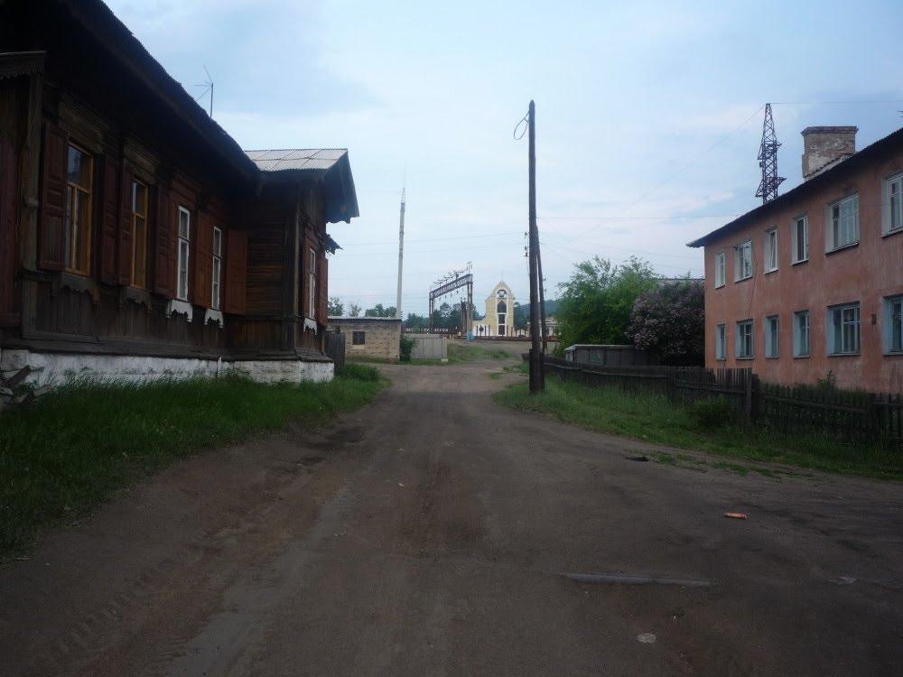 Привокзальный район, Петровск-Забайкальский
