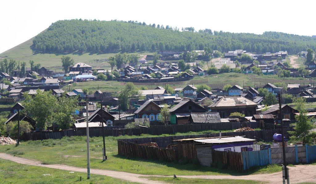 Петровск-Забайкальский, Петровск-Забайкальский