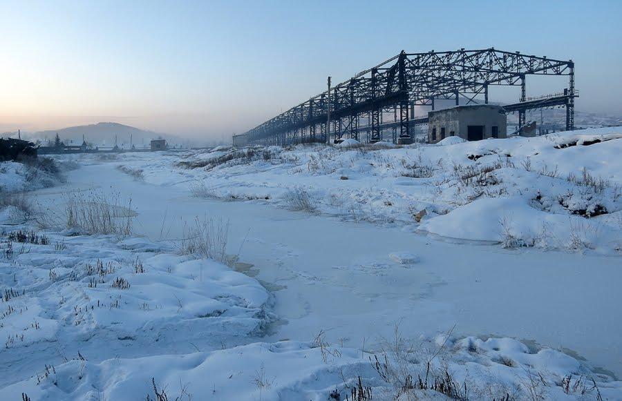 Разделочная территория, Петровск-Забайкальский