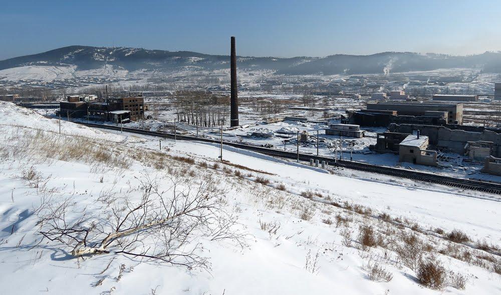 Развалины металлургического завода, Петровск-Забайкальский