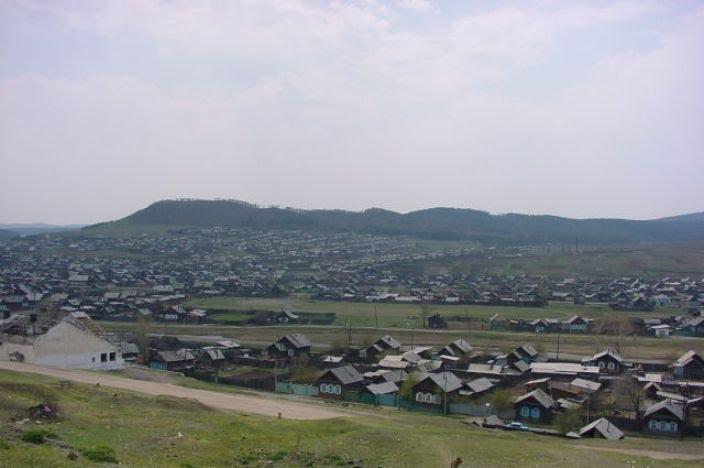 Вид на Федосеевку, Петровск-Забайкальский